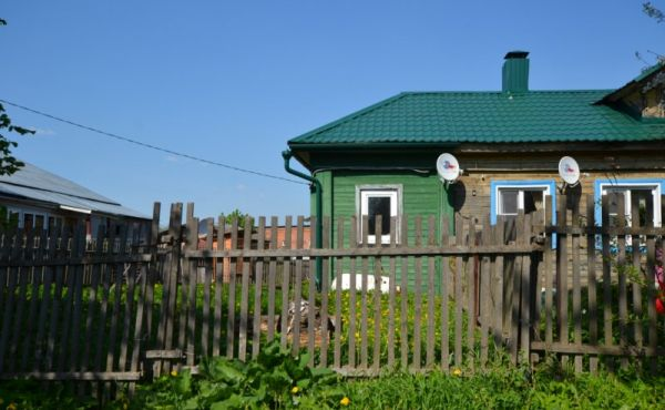 Полдома в городе Волоколамске на улице Академическая